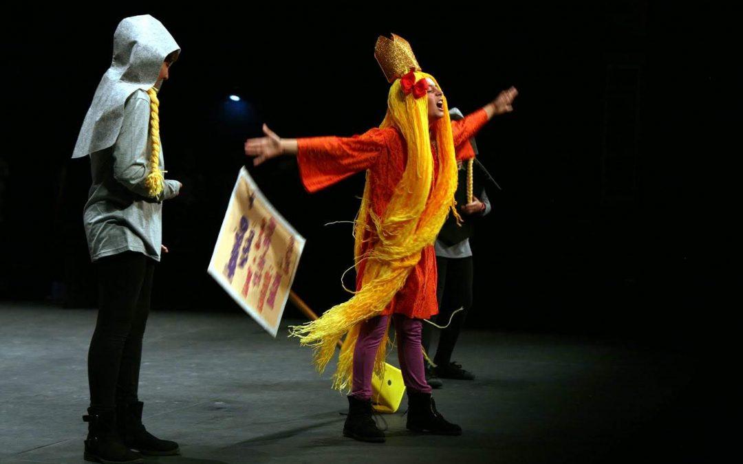Obra de teatro: El príncipe Serafín