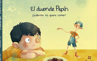 El duende Pepín: ¡Guillermo no quiere comer!