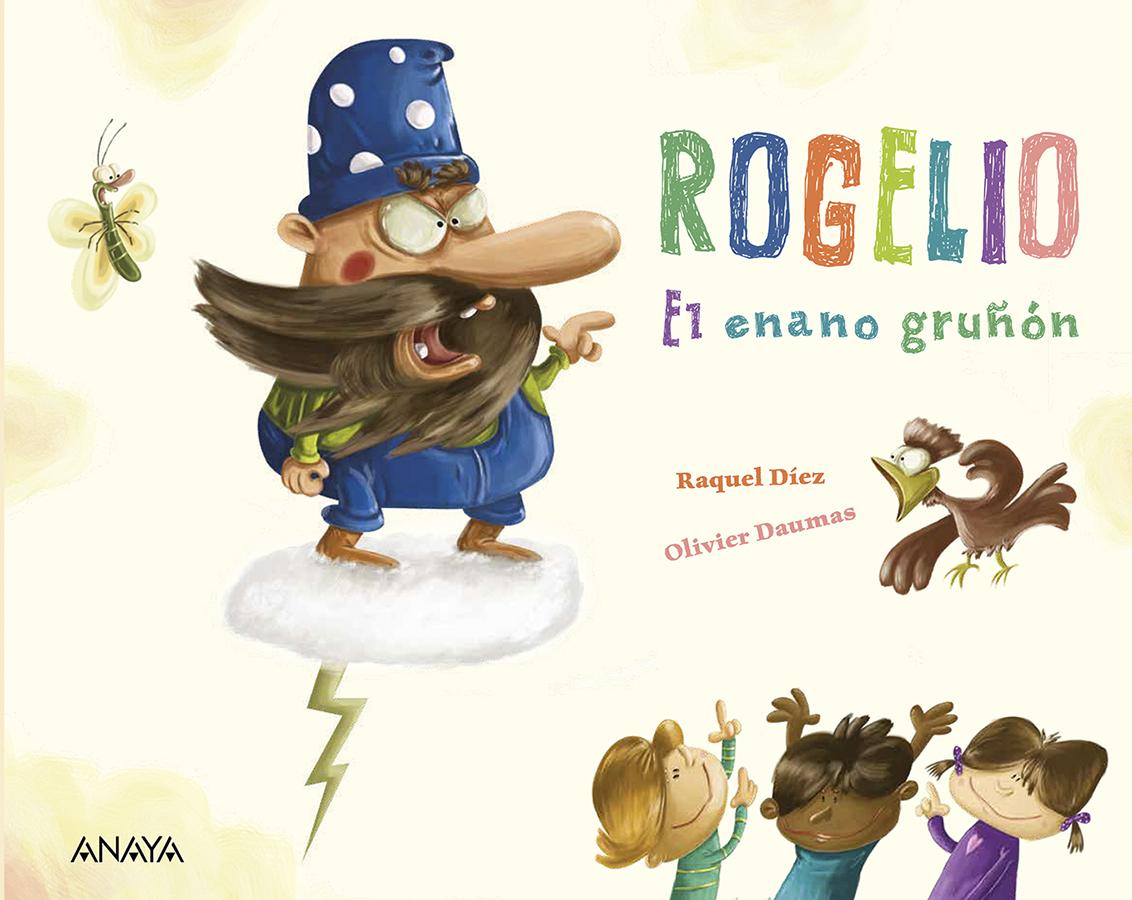 Rogelio, el enano gruñón