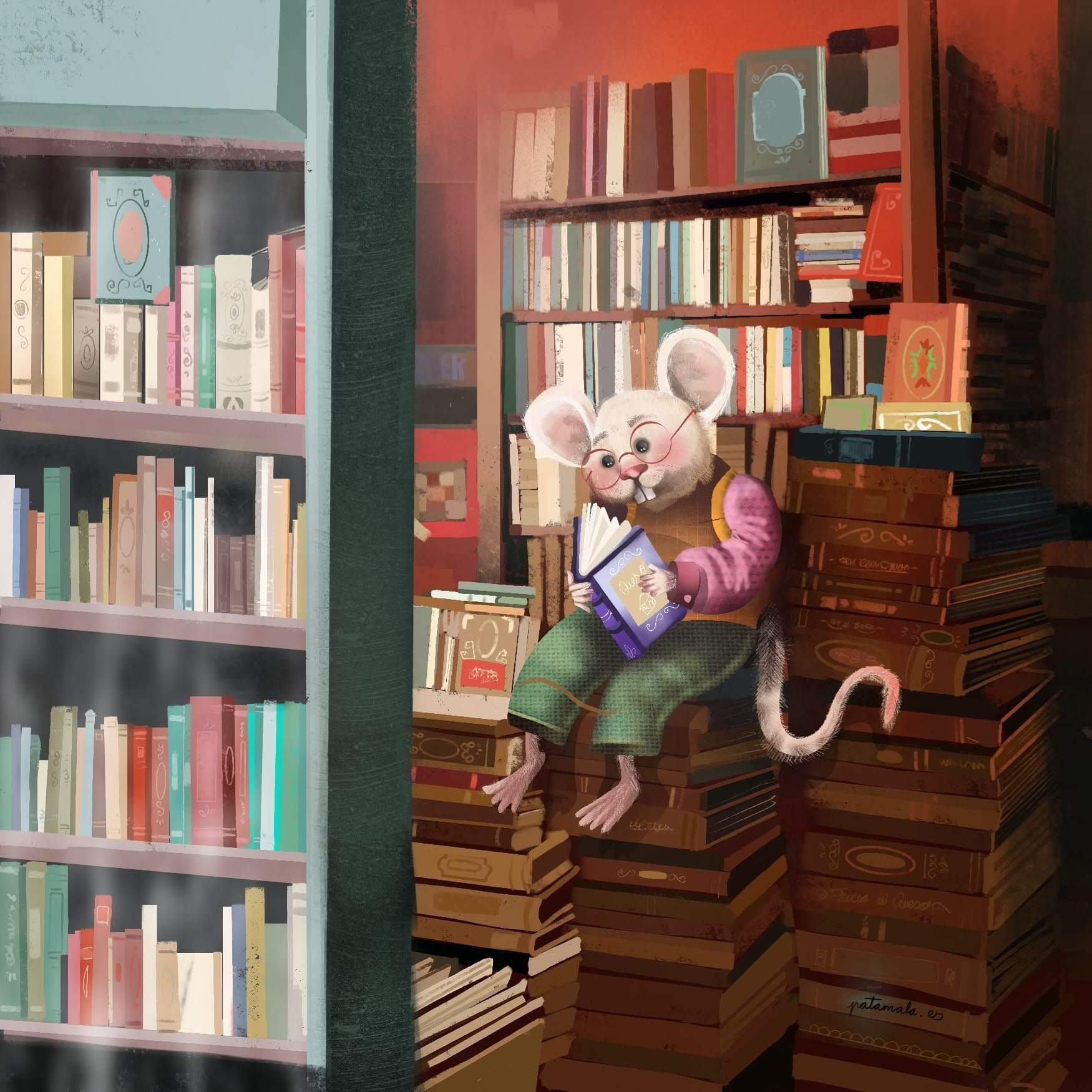Librerías amigas