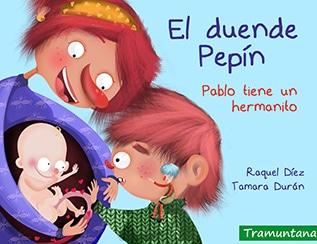 El duende Pepín-Pablo tiene un hermanito