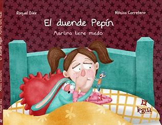 El duende Pepín: Martina tiene miedo
